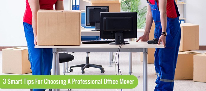 Office Moving Service